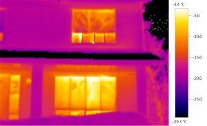 home thermal image