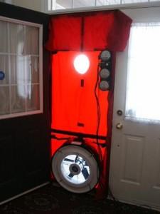 blower door small